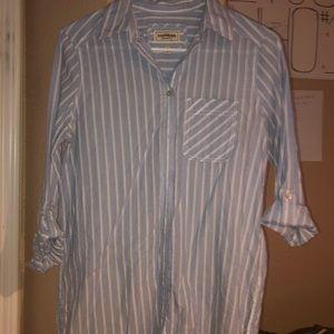 Express: Boyfriend Shirt